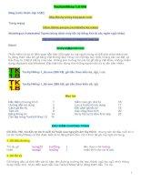 Hướng dẫn sử dụng phần mềm gõ tốc ký chữ việt TocKyVNKey18VNI