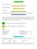 Hướng dẫn sử dụng phần mềm gõ tốc ký chữ việt TocKyVNKey 1 7 telex