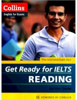 Get ready for IELTS reading pre intermediate a2