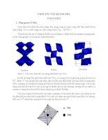 Xúc tác quang hóa TiO2