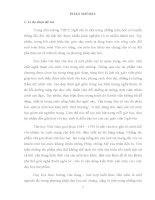 Sáng kiến kinh nghiệm tích hợp kiến thức liên môn trong dạy học bài Rừng xà nu (Nguyễn Trung Thành)
