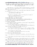 PHƯƠNG PHÁP GIẢI BÀI TẬP DI TRUYỀN-TÌM HIỂU CÁC BƯỚC GIẢI NHANH MỘT BÀI TOÁN  VỀ LAI 1, 2 HAY NHIỀU CẶP TÍNH TRẠNG TƯƠNG PHẢN, SỰ TƯƠNG TÁC GIỮA CÁC GEN KHÔNG ALEN