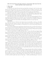 CHUYÊN ĐỀ NGỮ VĂN THÁNG 3 TỔ VĂN  GIÁO DỤC CÔNG DÂN