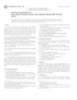 Tiêu chuẩn ASTM A134