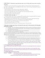 CÂU hỏi ôn tập CUỐI kỳ môn lý LUẬN NHÀ nước và PHÁP LUẬT VIỆT NAM
