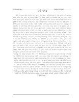 Mối Quan Hệ Giữa Tăng Trưởng Kinh Tế Với Việc Nâng Cao Đời Sống Vật Chất Và Phúc Lợi Xã Hội Cho Nhân Dân Trong Quá Trình  Phát Triển Kinh Tế Việt Nam