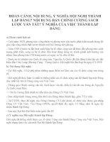 HOÀN CẢNH, NỘI DUNG, Ý NGHĨA HỘI NGHỊ THÀNH LẬP ĐẢNG? NỘI DUNG BẢN CHÍNH CƯƠNG SÁCH LƯỢC VẮN TẮT? Ý NGHĨA CỦA VIỆC THÀNH LẬP ĐẢNG