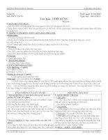 Giáo án ngữ văn 8 tuần 19
