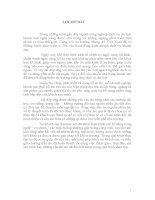 Báo cáo thực tập: Nghiệp vụ lễ tân khách sạn tại khách sạn Sunway