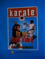 Ebook Karate tự vệ thực dụng- Phần 1