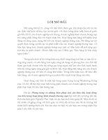 Phương Hướng Và Những Biện Pháp Chủ Yếu Thúc Đẩy Hoạt Động Xúc Tiến Trong Hoạt Động Kinh Doanh Thương Mại