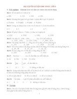 BÀI tập ôn LUYỆN HSG TOÁN  lớp 3