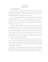 skkn phương pháp rèn luyện kĩ năng sử dụng câu trong văn bản thuyết minh cho học sinh lớp 10 THPT