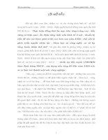 Những Biện Pháp Cơ Bản Để Gia Tăng Việc Huy Động Vốn Đầu Tư Trong Nước Để Đảm Bảo Nhu Cầu Vốn Cho Phát Triển Kinh Tế Việt Nam Thời Kỳ 2001-2005