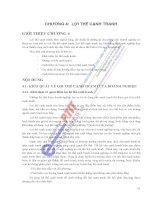 Ebook quản trị chiến lược (dùng cho sinh viên đào tạo hệ đại học từ xa) phần 2