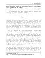 TIỂU LUẬN TRIẾT HỌC - ĐỀ BÀI PHÂN TÍCH NỘI DUNG QUY LUẬT VỀ SỰ PHÙ HỢP CỦA QUAN HỆ SẢN XUẤT VỚI TÍNH CHẤT VÀ TRÌNH ĐỘ CỦA LỰC LƯỢNG SẢN XUẤT