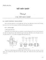 Ebook chi tiết máy (dùng cho các trường cao đẳng, đại học khối kỹ thuật)  phần 2