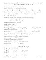 Bài tập cơ bản và nâng cao đại số 7