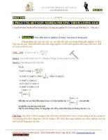 4 phản ứng rút gọn nghiệm phương trình lượng giác