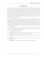 Chuyển Dịch Cơ Cấu Ngành Và Quan Điểm, Phương Hướng Xây Dựng Cơ Cấu Kinh Tế Có Hiệu Quả Và Áp Dụng Thực Tế Tại Tỉnh Hà Tĩnh