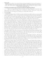 chuyên đề tuyên truyền nghị quyết đại hội đảng XII