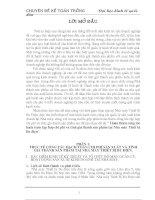 Hoàn Thiện Công Tác Hạch Toán Tập Hợp Chi Phí Và Tính Giá Thành Sản Phẩm Tại Nhà Máy Thiết Bị Bưu Điện