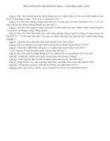 Đề cương sử 7 chuẩn(15-16)