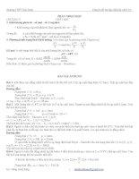 PHƯƠNG PHÁP GIẢI bài tập CHẤT KHÍ vật lí 10