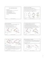 Bài 3 Hình họa vẽ kỹ thuật
