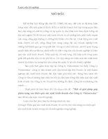 Một Số Giải Pháp Góp Phần Nâng Cao Hiệu Quả Sản Xuất Kinh Doanh Cho Công Ty Vietsurestar