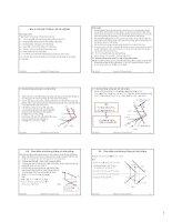 Bài 4 Hình họa vẽ kỹ thuật