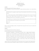 Luyện thi tiếng anh B1; B2; C1