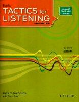 Basic tactics for listening third edition