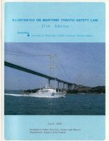 ILLUSTRATED ON MARITIME TRAFFIC SAFETY LAW