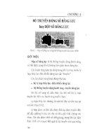 Ebook hệ thống truyền lực  phần 2