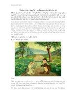 Những câu chuyện ý nghĩa mẹ nên kể cho bé