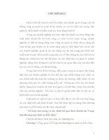 Kế Toán Bán Hàng Và Xác Định Kết Quả Kinh Doanh Tại Trung Tâm Thương Mại Dịch Vụ Bốn Mùa