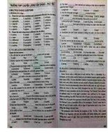 Ebook tuyển tập đề thi olympic tiếng anh lớp 11 (30 tháng 4 lần thứ XVIII   2012)  phần 2