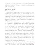 SKKN: VẬN DỤNG HIỂU BIẾT VỀ NGỮ ÂM VÀ CHỮ VIẾT TIẾNG VIỆT ĐỂ TỔ CHỨC DẠY HỌC CHÍNH TẢ THEO MẸO LUẬT (ÂM ĐẦU LN) CHO HỌC SINH LỚP 3