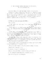 TỔ CHỨC VÀ QUẢN LÝ, HỆ THỐNG CƠ SỞ DỮ LIỆU SỐ,BỘ SƯU TẬP TÀI LIỆU SỐ