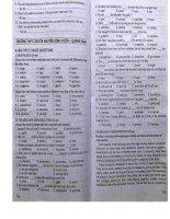 Ebook tuyển tập đề thi olympic tiếng anh lớp 10 (30 tháng 4 lần thứ XVIII   2012)  phần 2