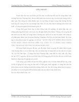 QUẢN TRỊ QUY TRÌNH GIAO HÀNG XUẤT KHẨU BẰNG ĐƯỜNG BIỂN TẠI CÔNG TY CỔ PHẦN GIAO NHẬN VẬN TẢI NGOẠI THƯƠNG VINATRANS HÀ NỘI