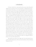 Báo Cáo Thực Tập Tổng Quan Chung Về Công Ty Cổ Phần Bánh Kẹo Cao Cấp Hữu Nghị