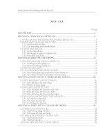 Báo Cáo Thực Tập Quản Lý Đào Tạo Tại Trung Tâm Tin Học Hệ Thống
