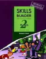 Skill builder for flyers2