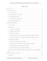Skkn một số biện pháp giúp giáo dục đạo đức cho học sinh lớp 9