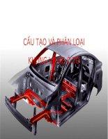 Chương 7 kết cấu khung và vỏ ô tô