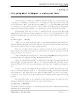 chương 15 giải pháp thiết kế depot và xưởng sửa chữa - Dự án đường sắt đô thị hà nội: tuyến cát linh – Hà Đông Dự án đầu t- Tổng Công ty Tvtk GTVT (TEDI),