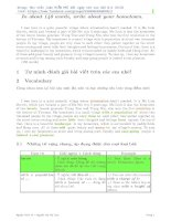 Tuyển tập bài luận Tiếng Anh hay nhất ôn thi THPT Quốc gia 2016 số 8