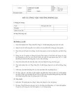 Mô tả công việc trưởng phòng QA   tài liệu, ebook, giáo trình, hướng dẫn
